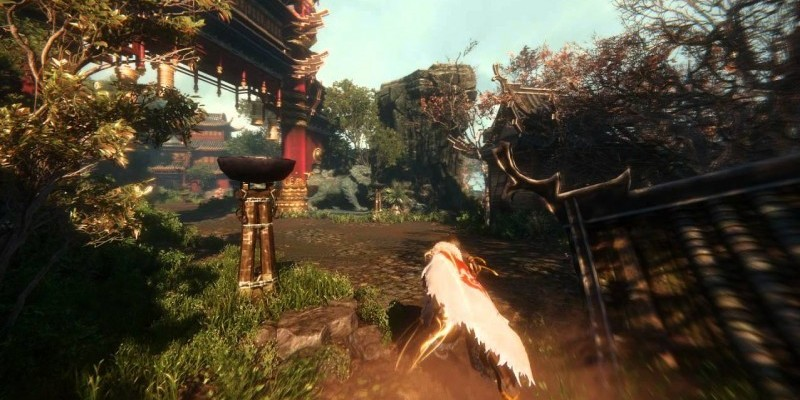 King of Wushu: China-MOBA mit Cryengine und Gameworks
