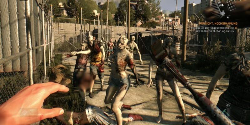 Dying Light: Game Over für eine deutsche Version?
