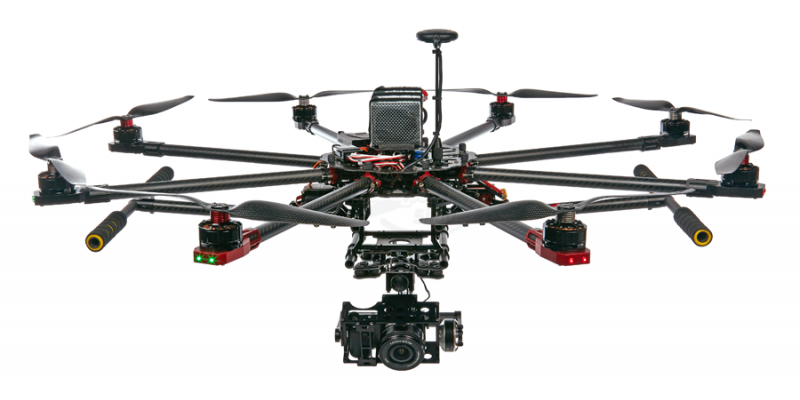 Drohnen: Bußgeld gegen deutschen Fotografen verhängt