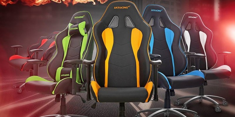 Akracing Nitro: Gaming-Chairs für 280 Euro