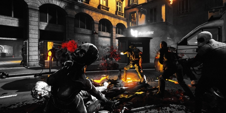 Killing Floor 2: Trotz Early Access 93 Prozent positiv auf Steam