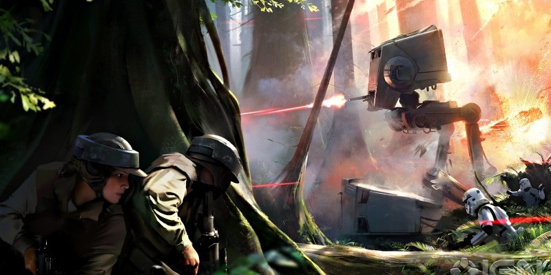 Star Wars: Battlefront - Spieletest am 10. April