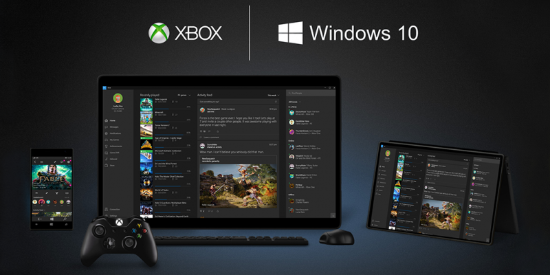 Windows 10: DirectX 12, Xbox App, Streaming, Game-DVR und Fable-Legends