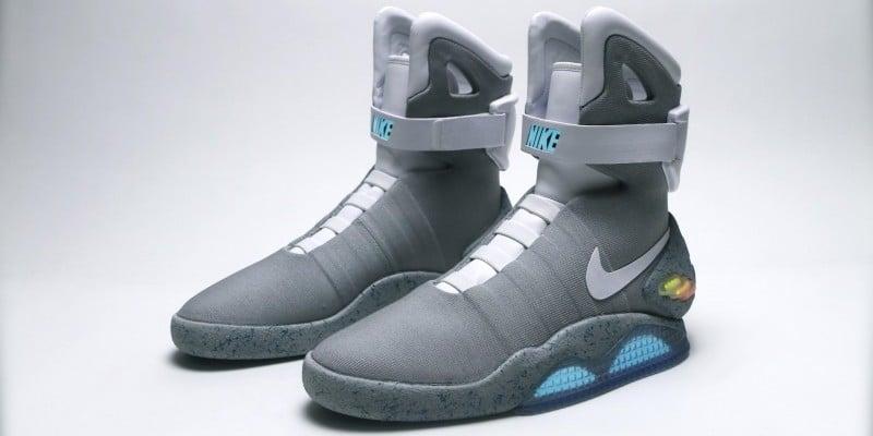 Zurück in die Zukunft: Nike Mag Sneaker könnten 2015 erscheinen