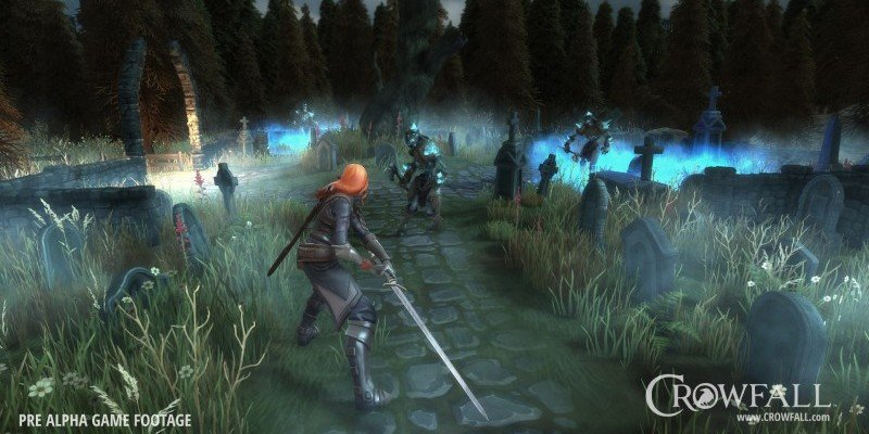 "MMORPG Crowfall auf Kickstarter: ""Game of Thrones trifft auf Eve Online"""