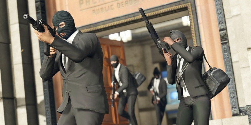 "GTA 5 Online: ""Looking for Heist""-Webseite gestartet"