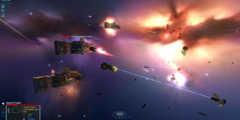 Homeworld Remastered Collection: Entwicklervideo zum Engine-Umbau