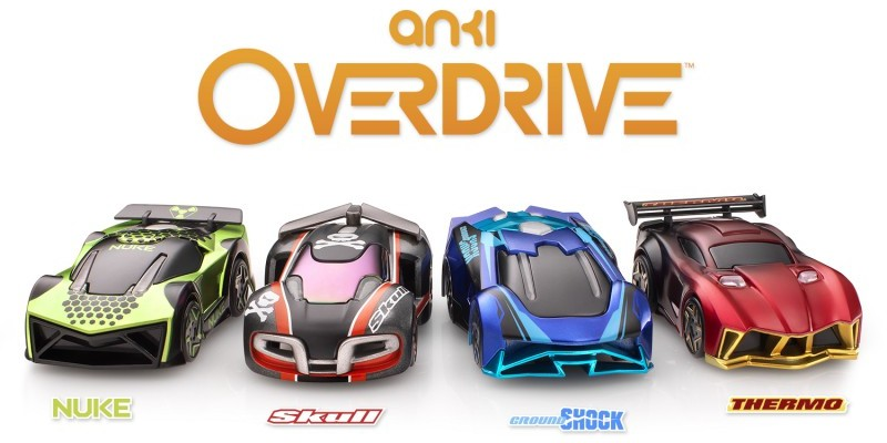 anki overdrive cleverer mix aus carrera bahn mario kart. Black Bedroom Furniture Sets. Home Design Ideas