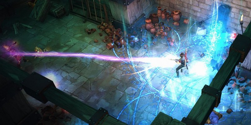 Victor Vran ab sofort im Early Access. (2)