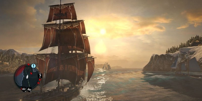 Assassin's Creed Rogue: PC-Vorteile, Patch 1.1.0 und SweetFX