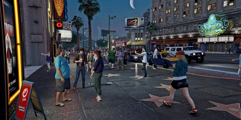 GTA 5 PC, Cities: Skylines und Pillars of Eternity dominieren weiterhin die Steam-Charts