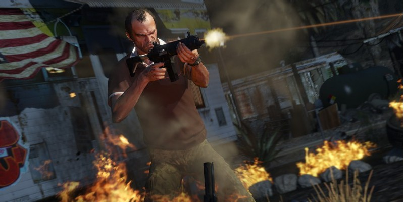 Genutzte Download-Bandbreite auf Steam: Nach GTA-5-Preload explodiert (2)