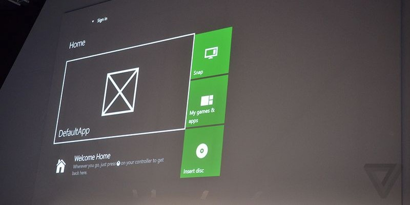 Windows 10 Universal Apps: Erstmals auf der Xbox One demonstriert