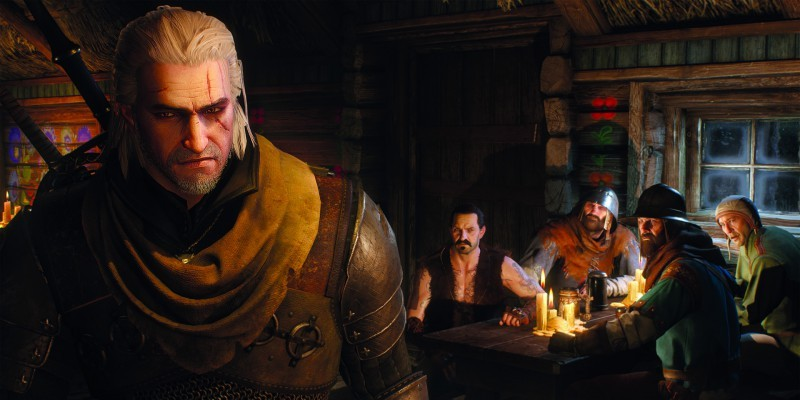 The witcher 3 bartfrisuren