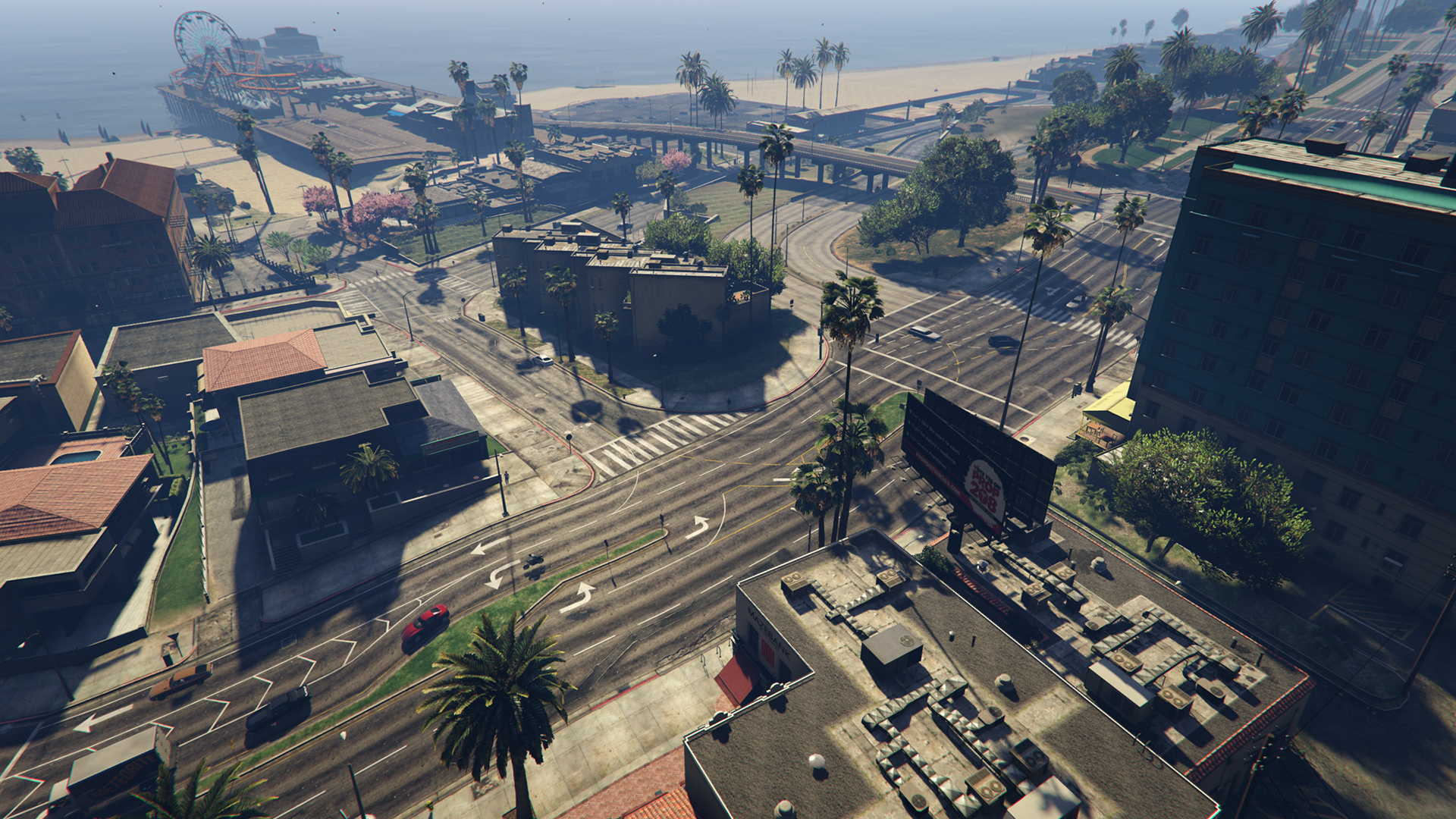 GTA 5 Extended Shadow Distance 0 Prozent-pcgh