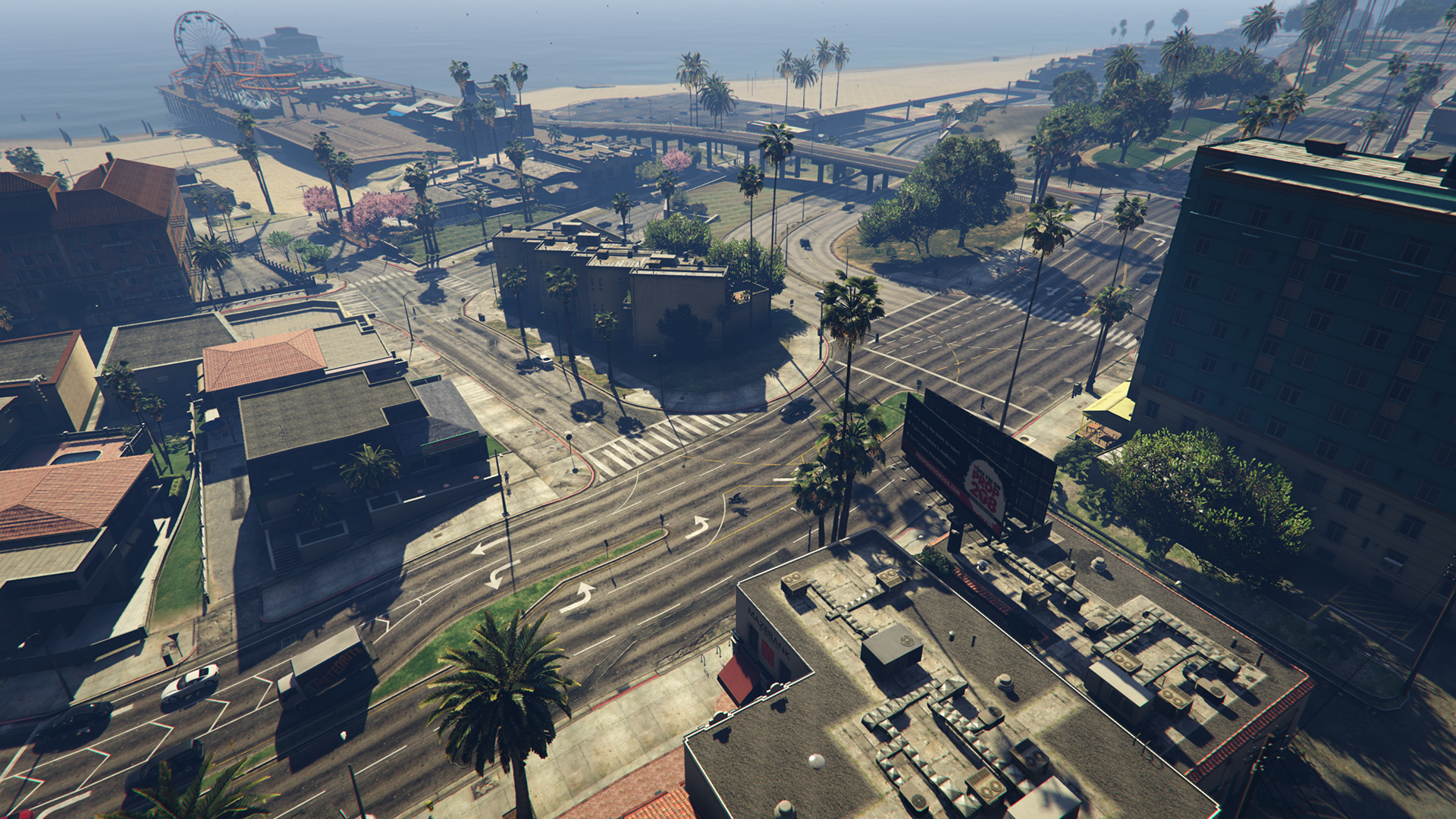 GTA 5 Extended Shadow Distance 100 Prozent-pcgh