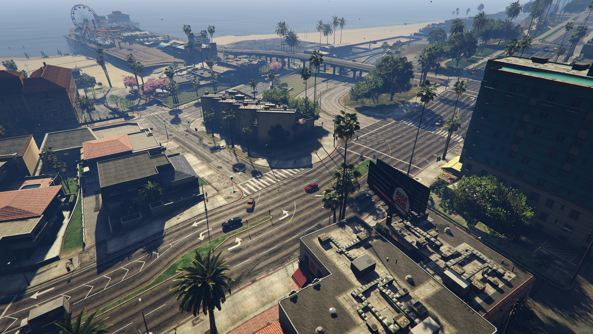 GTA 5 Extended Shadow Distance 20 Prozent-pcgh