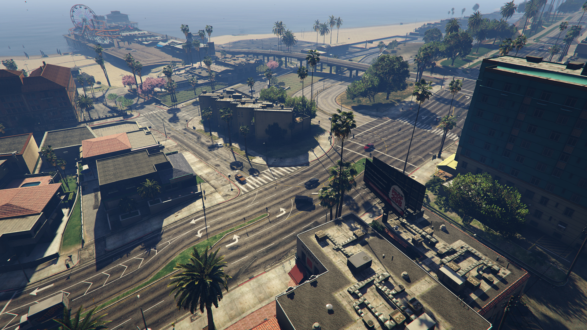 GTA 5 Extended Shadow Distance 30 Prozent-pcgh