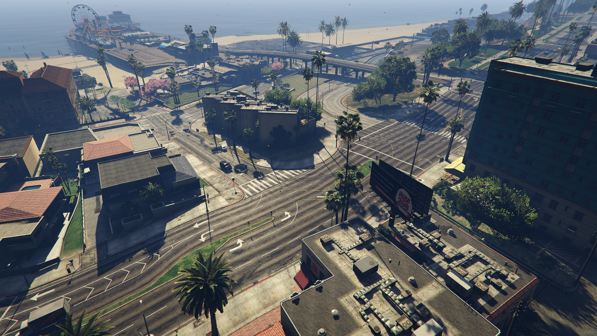GTA 5 Extended Shadow Distance 50 Prozent-pcgh