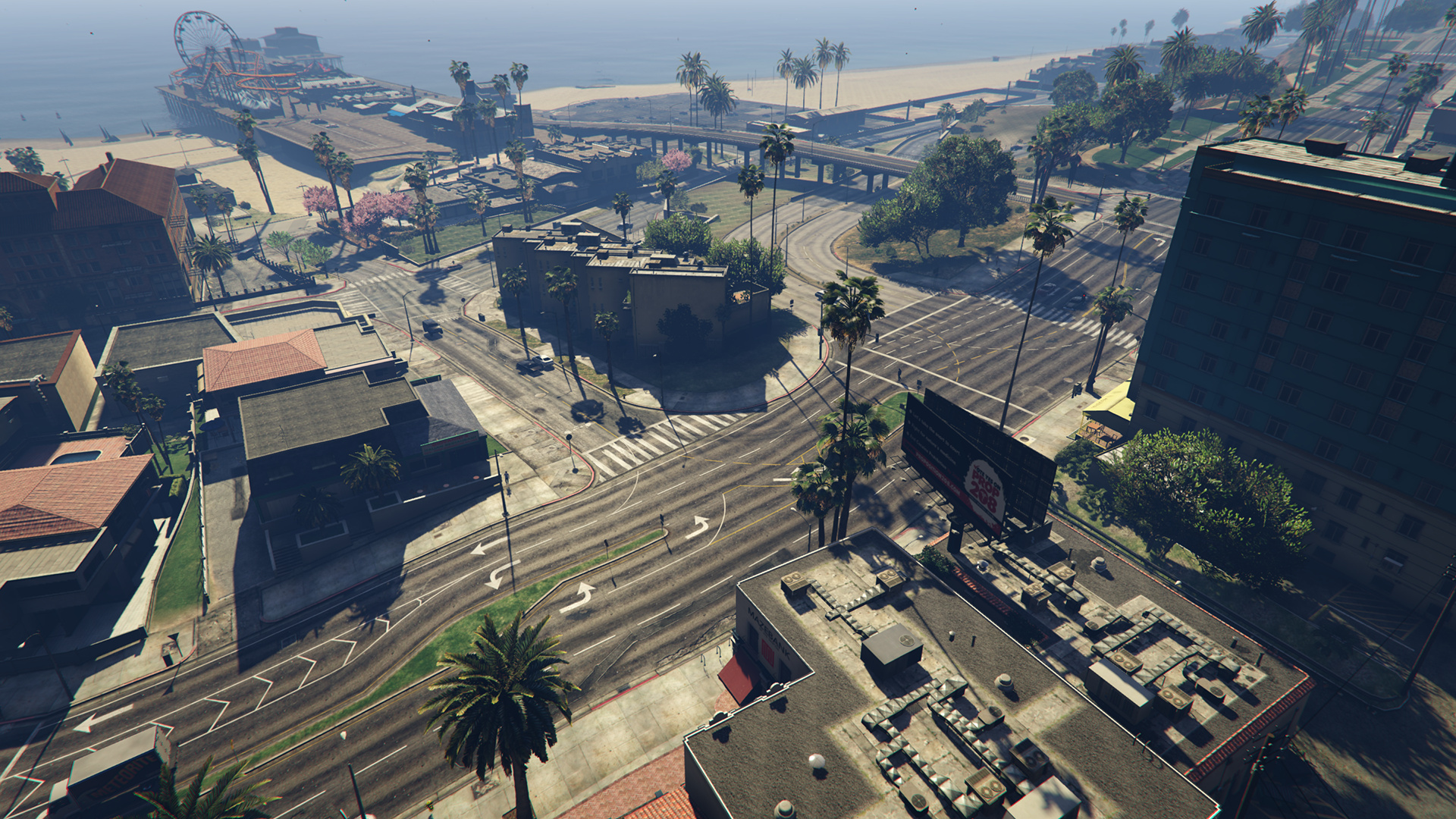 GTA 5 Extended Shadow Distance 70 Prozent-pcgh
