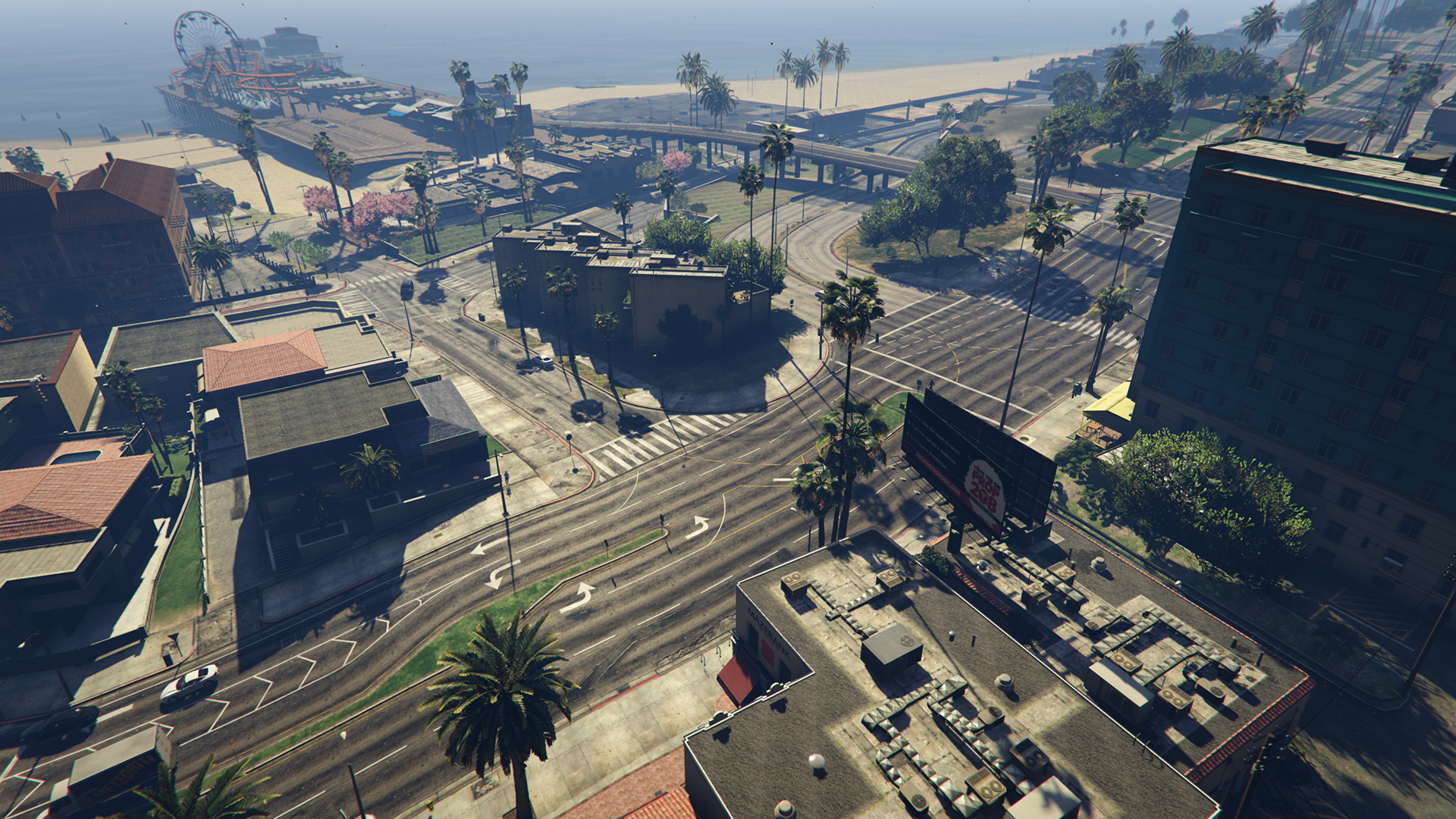 GTA 5 Extended Shadow Distance 80 Prozent-pcgh