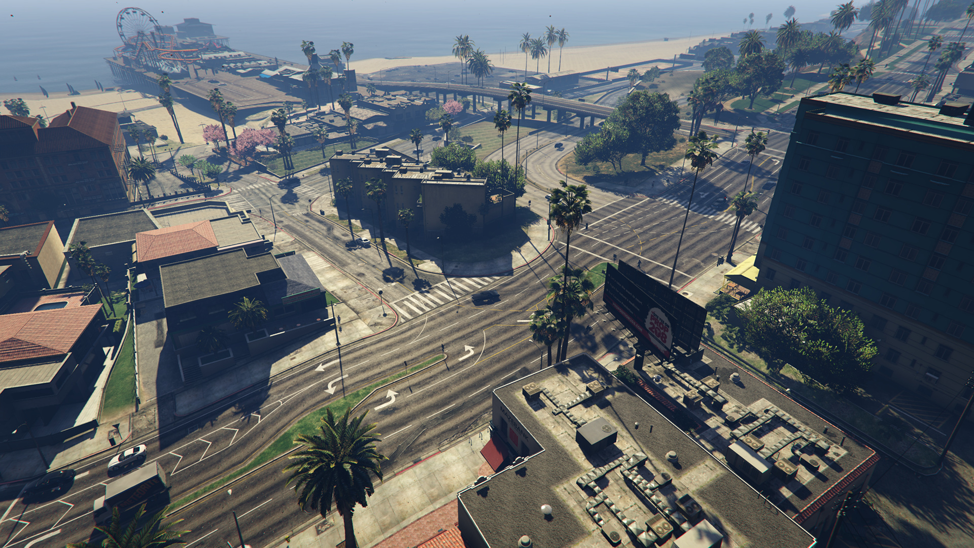 GTA 5 Extended Shadow Distance 90 Prozent-pcgh