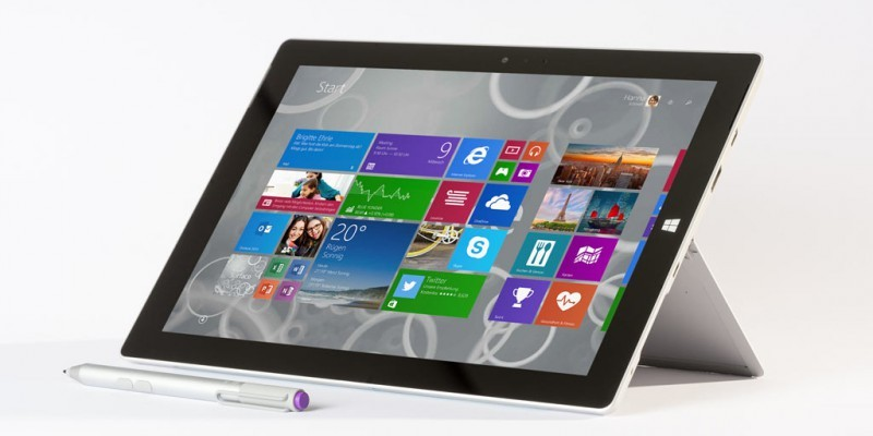 Microsoft Surface 3: 10,8-Zoll-Tablet mit Atom x7 in 14 nm (9)