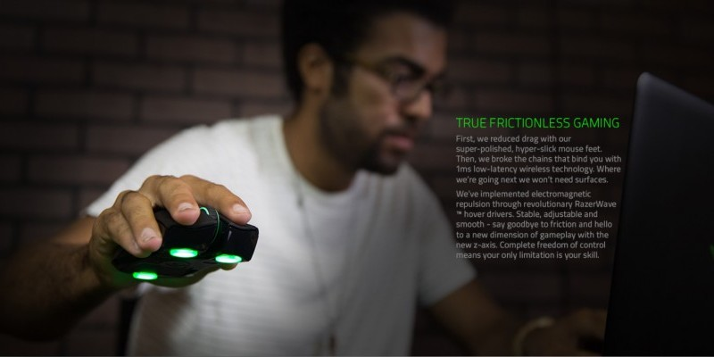 Razer Project McFly