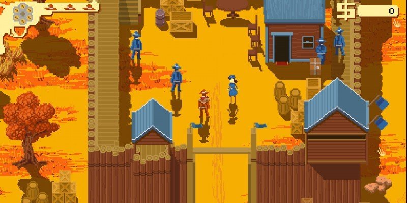Neu bei Steam: Westerado: Double Barreled, Convoy & Trine 3: The Artifacts of Power