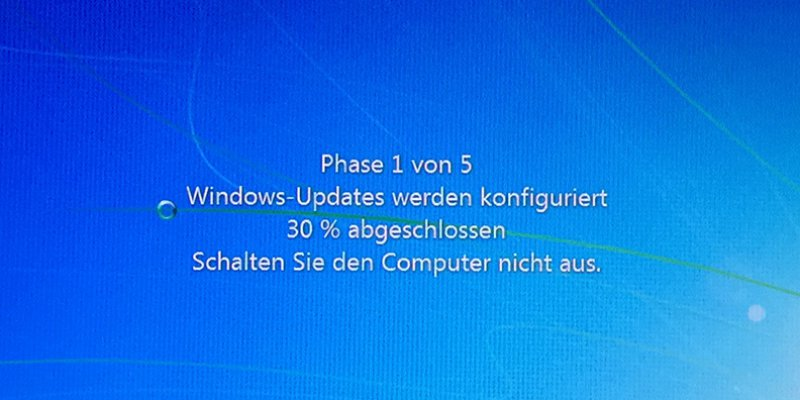 Windows Update: Microsoft versucht Windows 10 unterzujubeln