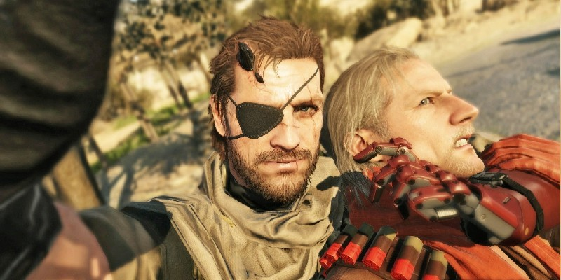 Metal Gear Solid 5: The Phantom Pain - PC-Version ohne Vorab-Download