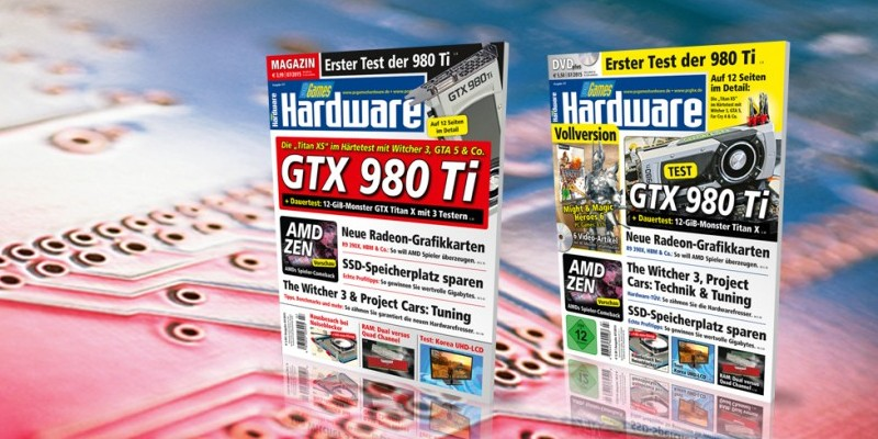 PC Games Hardware #177 (07-2015)