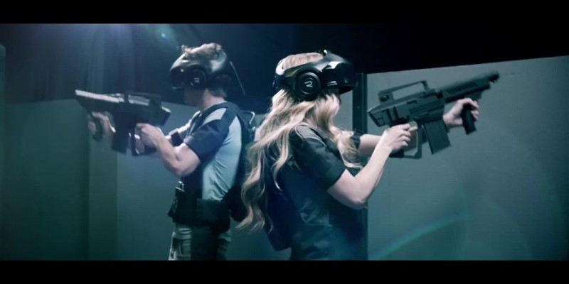 The Void: Virtual Reality der Superlative geplant (3)