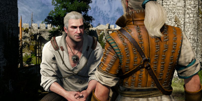The Witcher 3 Linkshander Rage Quit Und Was Die Steam Usertests