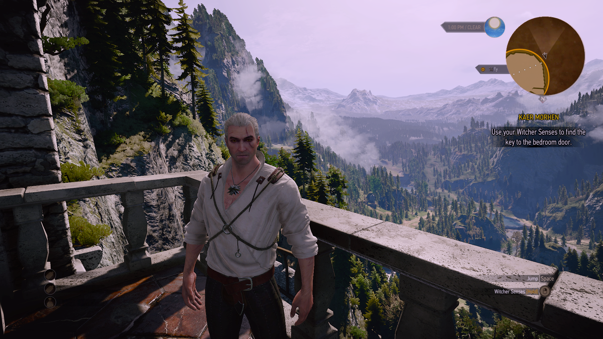The Witcher 3 Ultra-pcgh