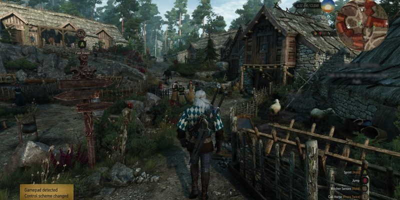 The Witcher 3: Wild Hunt - illegale Twitch-Streams bis zum 19. Mai gesperrt