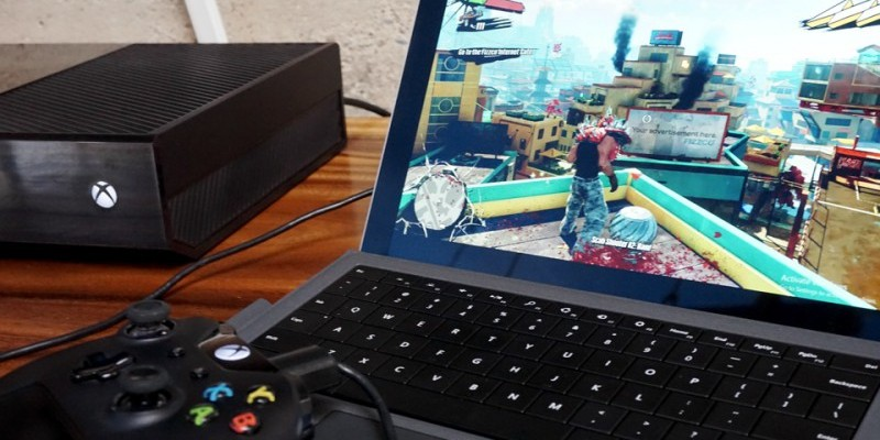 Windows 10: Xbox One-Gameplay flüssig auf Surface Pro 3 gestreamt