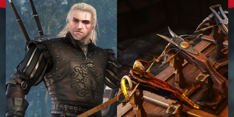 The Witcher 3 Wild Hunt Kostenlose Dlcs Nilfgaardian Armor Set