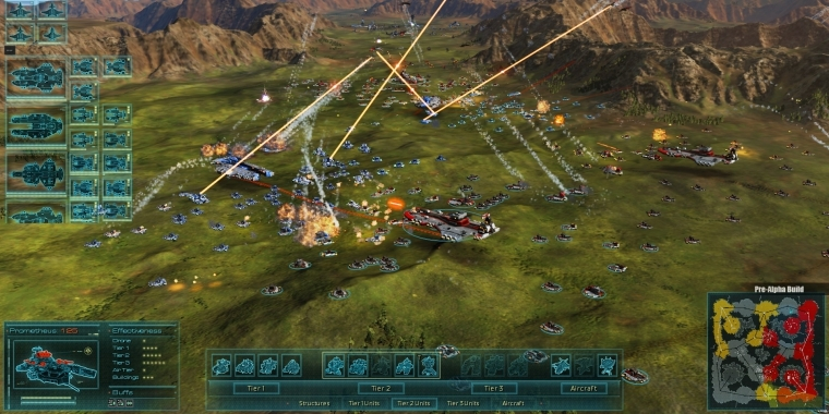 Ashes of the Singularity: DirectX-12-Benchmark kommt diese Woche