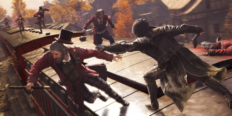 Spiele-Releases 2015: Assassin's Creed Syndicate, Anno 2205, Fallout 4, Rise of the Tomb Raider und mehr im Video