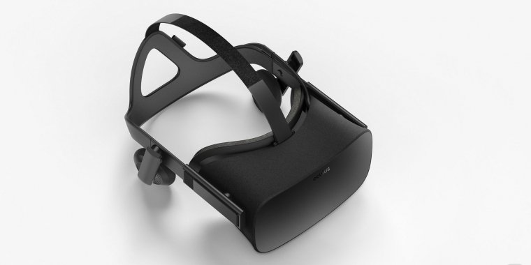 Oculus Rift: Produktion läuft bereits am Limit