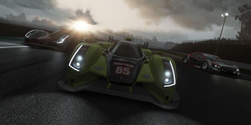 Project Cars: Patch 2.0 verbessert Peformance, KI und Physik