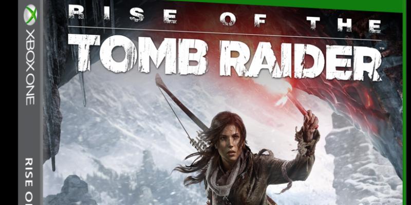 Rise of the Tomb Raider: Microsoft veröffentlicht epischen CGI ...