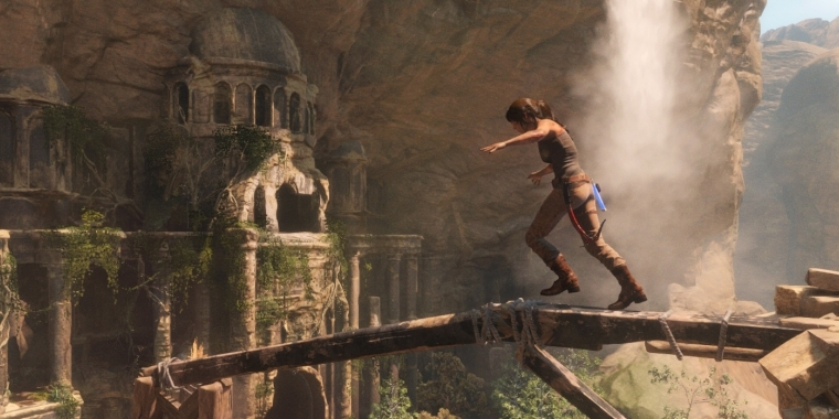 Rise of the Tomb Raider: Neues Video zum gelungenen Motion Capture (2)