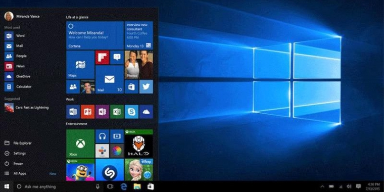 Windows 10: Kumulatives Update auf Build 10586.164 zum Patchday