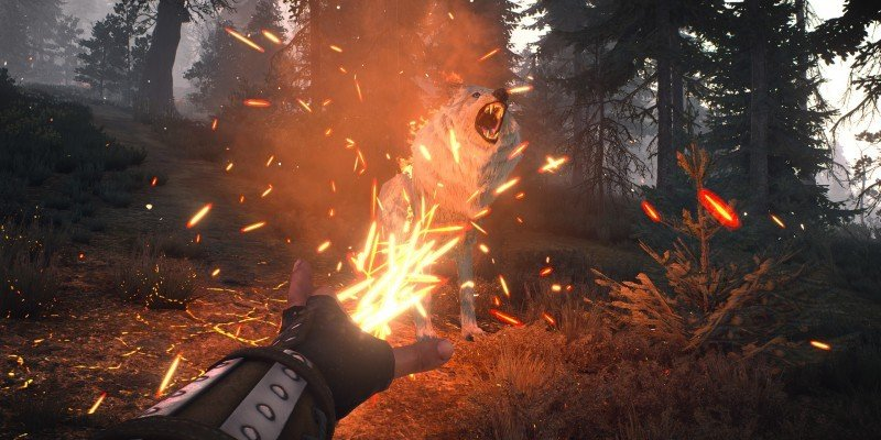"The Witcher 3: ""Screenshot"" zeigt den Hexer in der Ego-Perspektive à la Skyrim"