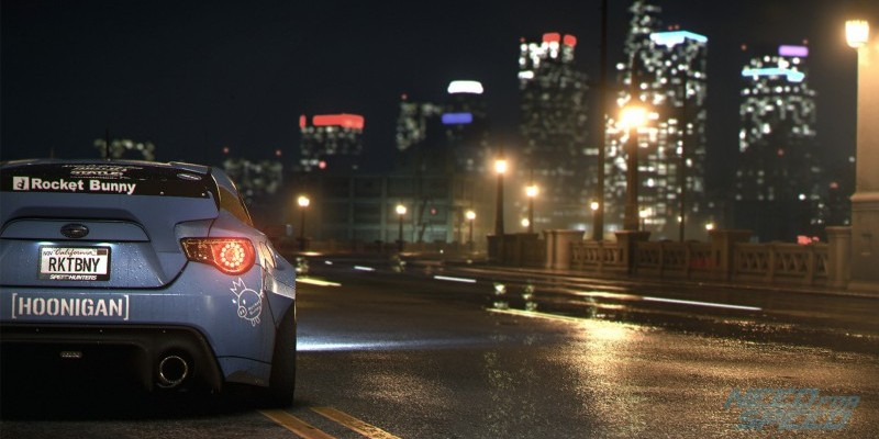 Need for Speed erscheint am 5. November 2015 für PC, Playstation 4 und Xbox One.