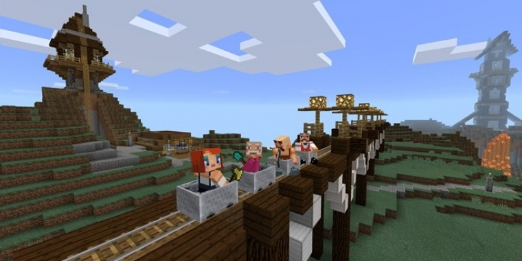 Eine Beta-Version von Minecraft: Windows 10 Edition steht zum Download bereit.