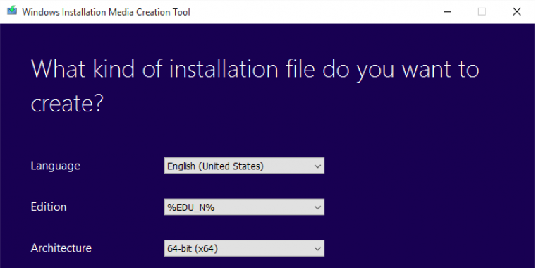 Windows 10 Neuinstallation: Media Creation Tool steht zum Download bereit