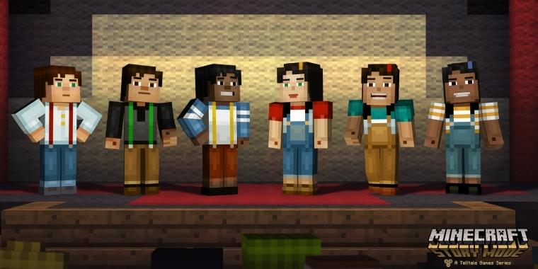Minecraft Mann Will Ende Der Spielwelt Erreichen Und Läuft Seit - Minecraft alle spieler teleportieren